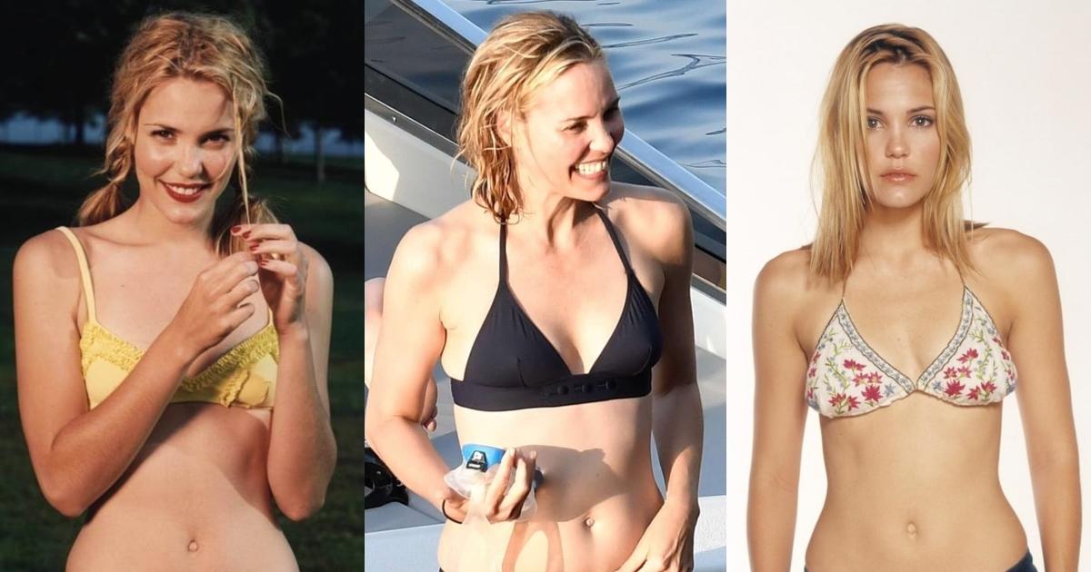 Leslie bibb bikini