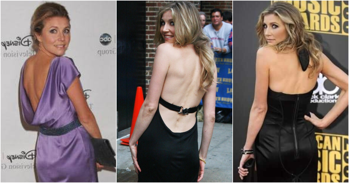 49 Hottest Sarah Chalke Big Butt pictures Which Are