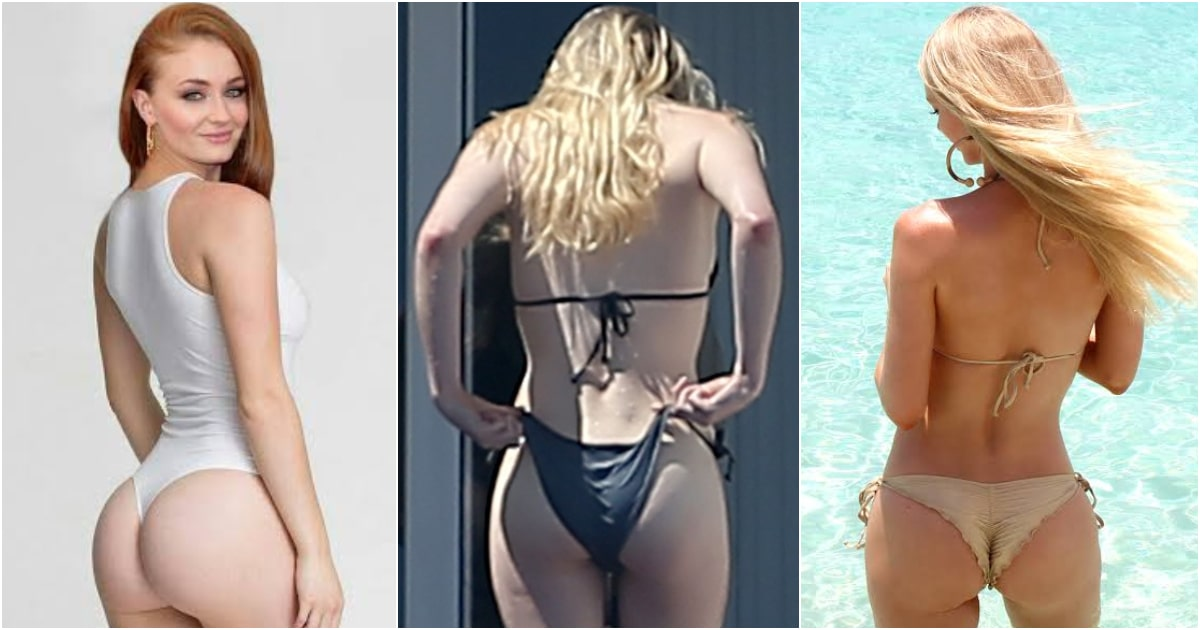 Sophie Turners 49 hottest ass photos make you believe in God