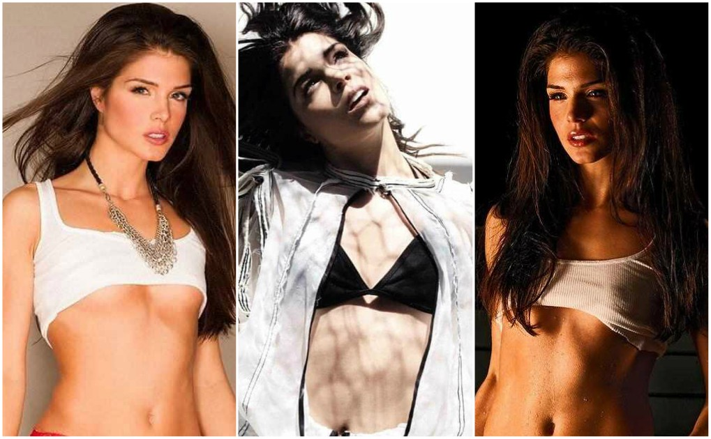 Nude marie avgeropoulos Marie Avgeropoulos