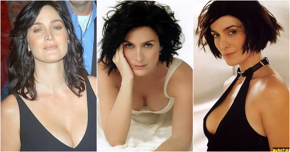 70+ Hot Pictures Of Carrie Anne Moss Will Drive You Nuts For Her - Best Hottie