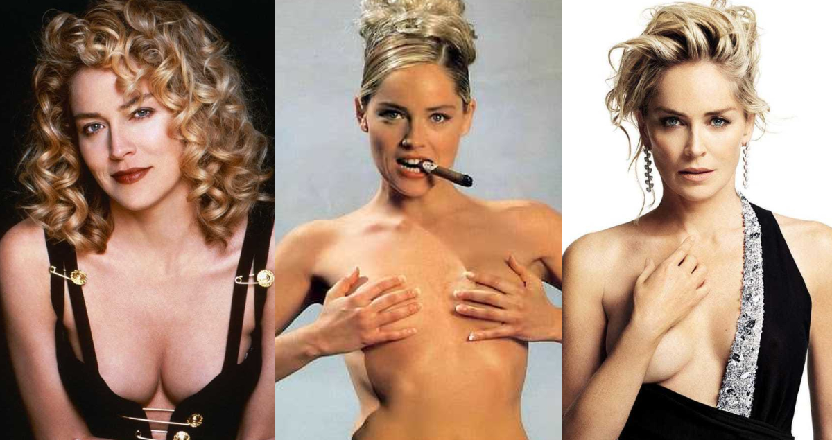 61 Hottest Sharon Stone Boobs Pictures Will Rock Your World With Beauty And  Sexiness - Best Hottie