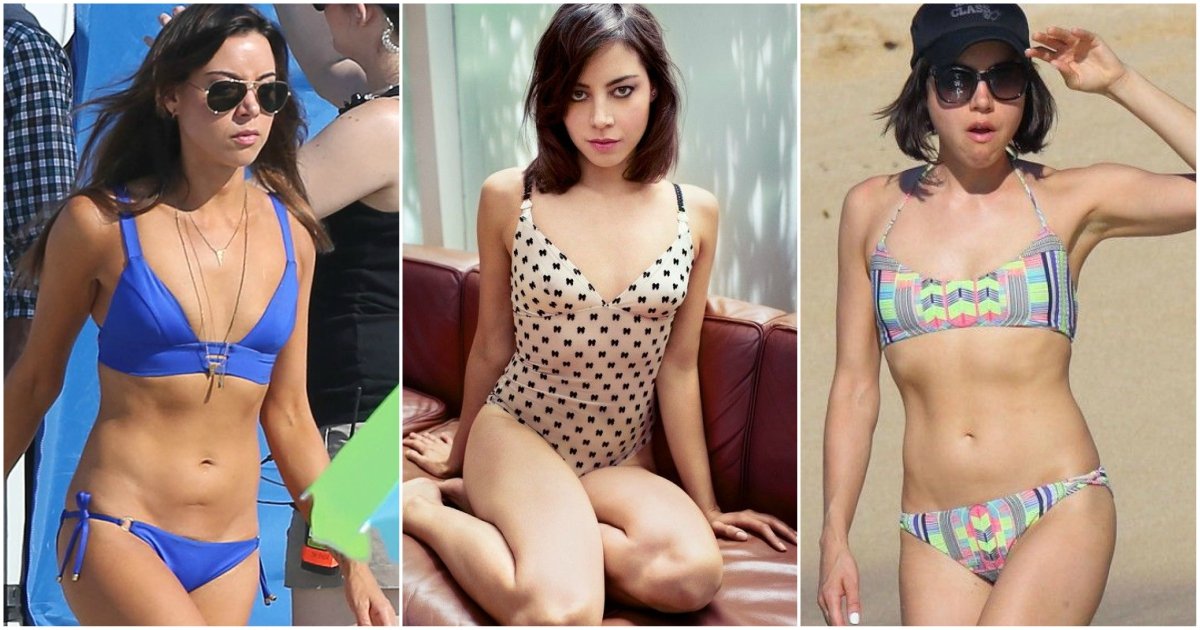 61 Hot Pictures Of Aubrey Plaza - Lenny Busker In Legion X